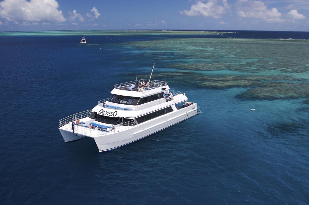 Great barrier Reef Scuba Diing Port Douglas