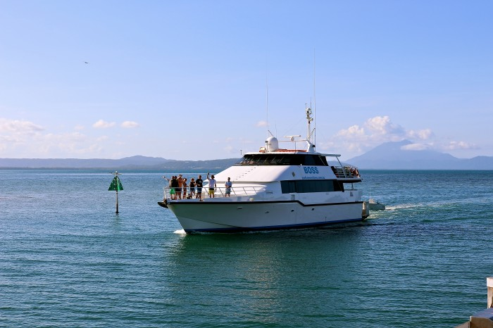 Scuba Liveaboards Port Douglas