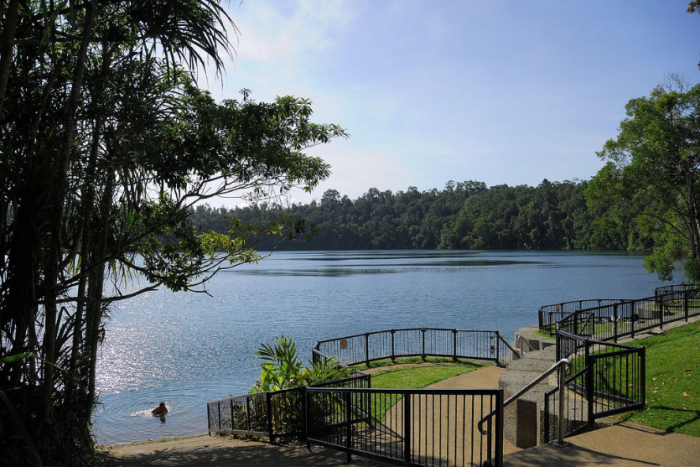 Things to do Port Douglas Lake Eacham diving