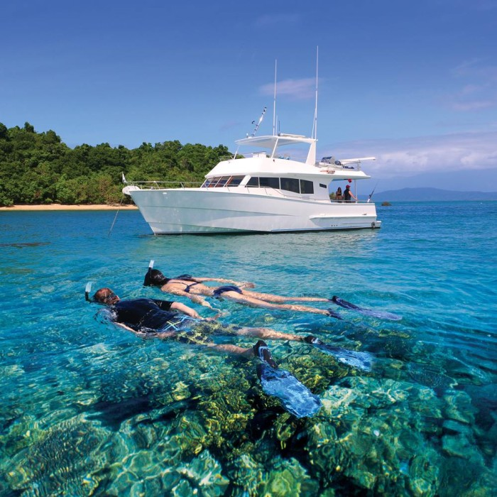 Monsoon Blue Dive private charter