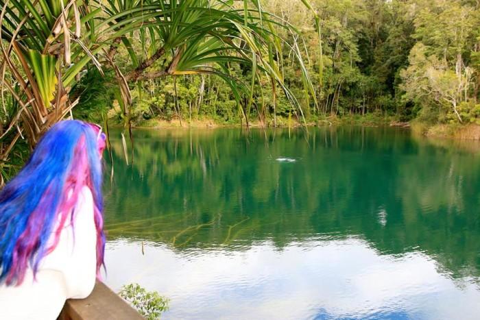 Scuba Dive Lake Eacham PADI Advanced Port Douglas
