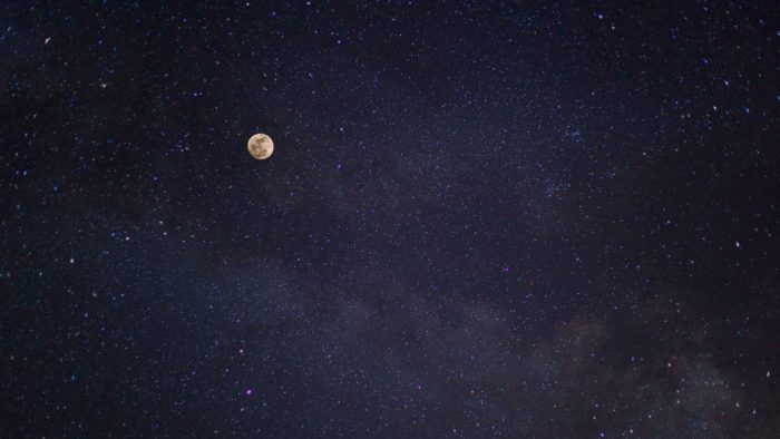 stargazing and sunset cruise