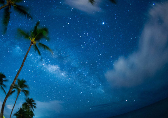 Stargazing and sunset cruise port douglas