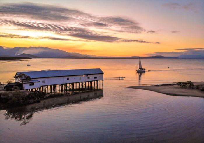 Spectacular Port Douglas sunset